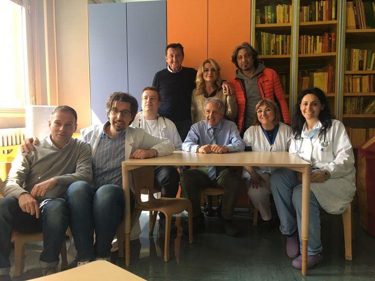 Pescara, donati arredi per il nido d'infanzia di Ematologia