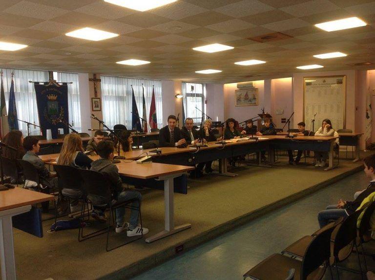 Montesilvano, il consiglio comunale dei bambini torna a riunirsi