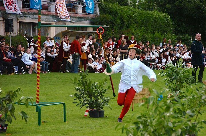 Sulmona, la XV Cordesca apre la stagione delle Giostre