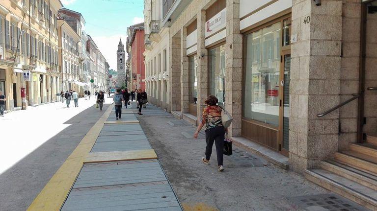 Teramo, i commercianti del Corso chiedono al sindaco un incontro pubblico