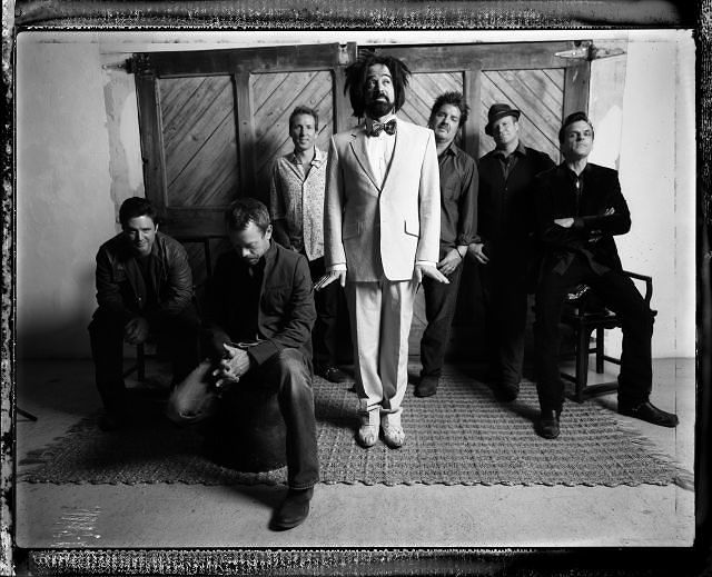 Counting Crows in concerto a Pescara