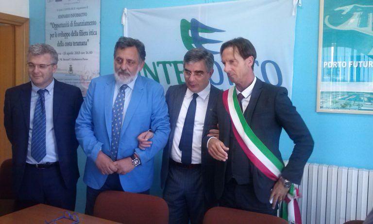 Lavori al porto di Giulianova, Mastromauro e Vasanella vs Trifoni (M5S): 'non sa nulla'
