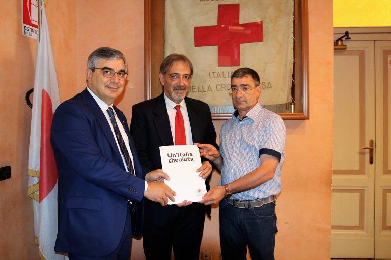 Isola del Gran Sasso, firmato l'accordo con la Croce Rossa per la nuova scuola