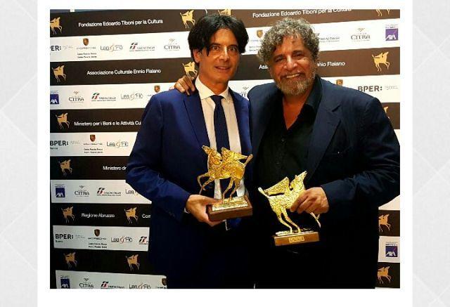 Pescara, il 'Premio Flaiano' assegnato a Davide Cavuti, Edoardo Siravo e Lino Guanciale