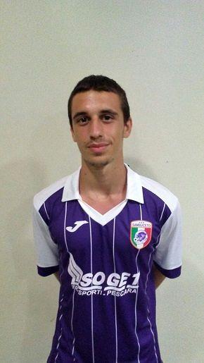Sambuceto Calcio, l'intervista a Davide Gentile