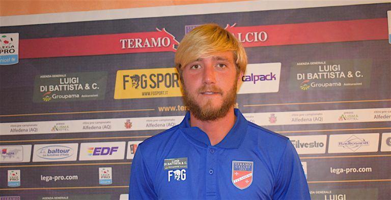 Teramo Calcio, 8-0 all'Ala Fidelis. Arrivano De Iulis e Lewandowski