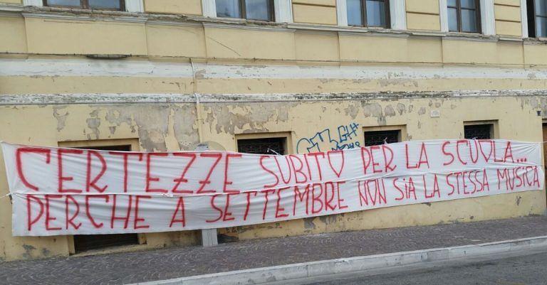 Giulianova, scuole Pagliaccetti e Colleranesco: ancora nessuna soluzione all'orizzonte FOTO