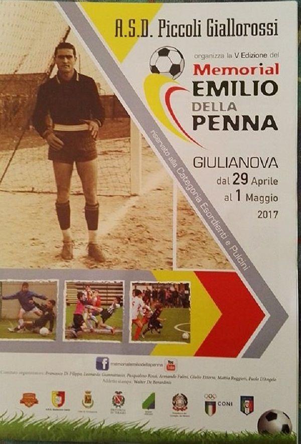 Memorial Della Penna, premiati alunni scuole Giulianova e Roseto per concorso sul calcio