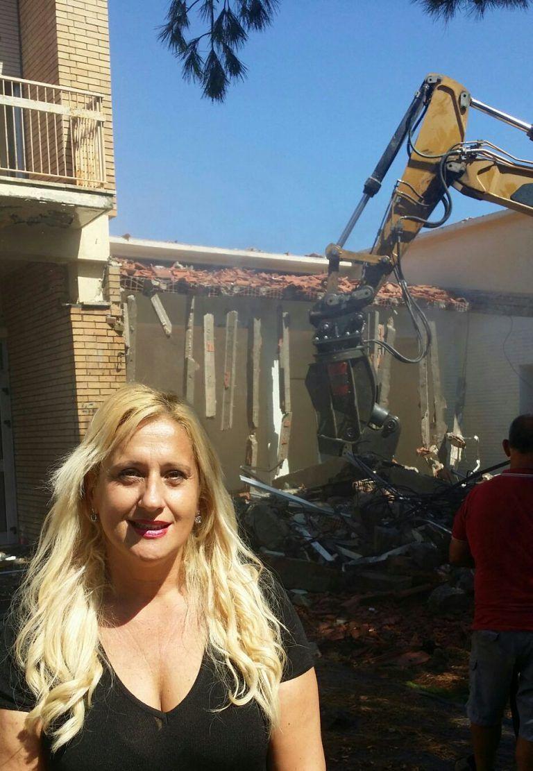 Alba Adriatica, addio alla scuola inagibile: ora si pensa alla ricostruzione VIDEO