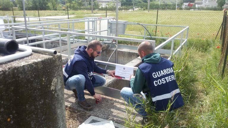 Pescara, sversamenti nel fiume: terzo esposto in Procura