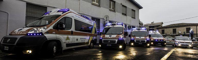 Pescara, oltre 60 volontari sanitari per la sfilata dei Bersaglieri