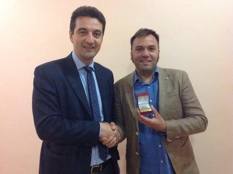 Montesilvano, il vincitore di Masterchef Israele in Comune