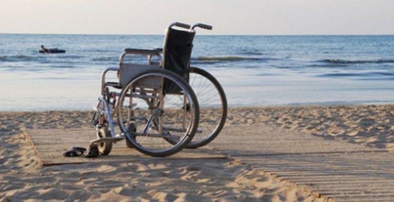 Roseto non accessibile ai disabili LA LETTERA