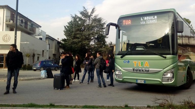 Corsa Tua Val Vomano-L'Aquila: disagi per i pendolari