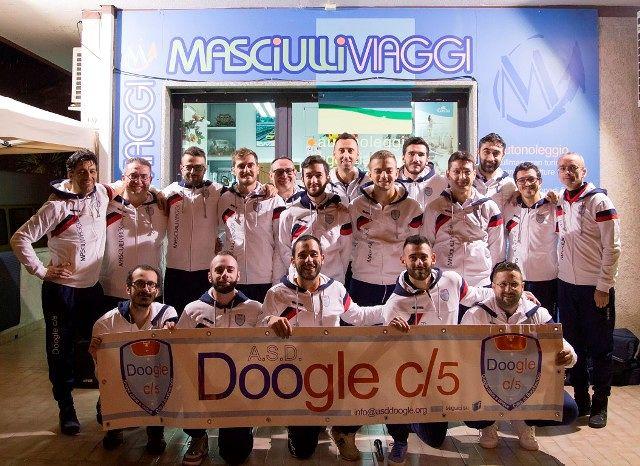 Calcio a 5, il Doogle passa il turno in Coppa Abruzzo