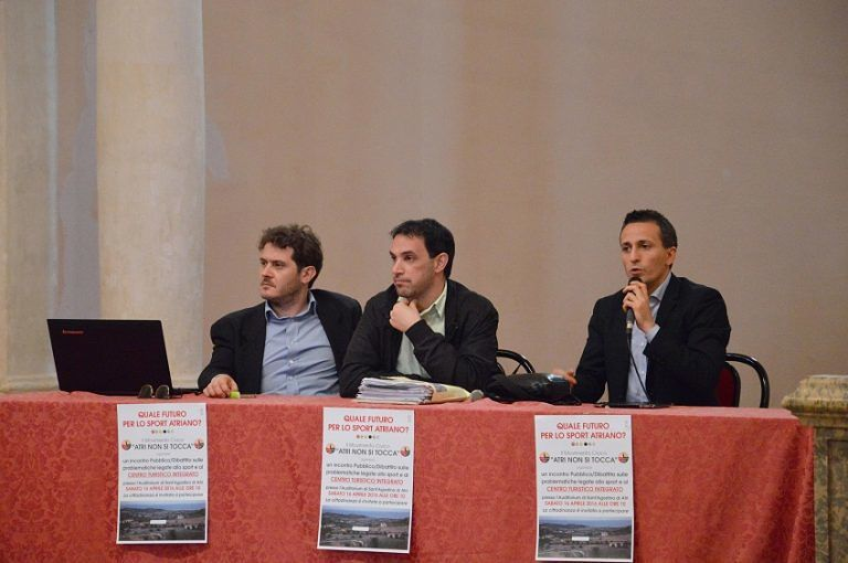 CTI, Atri non si tocca contro De Lauretis: 'difende Italiani, ma perché?'
