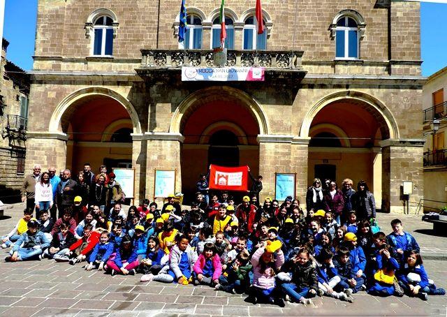 A Rocca San Giovanni attività educative  per l'Earth Day