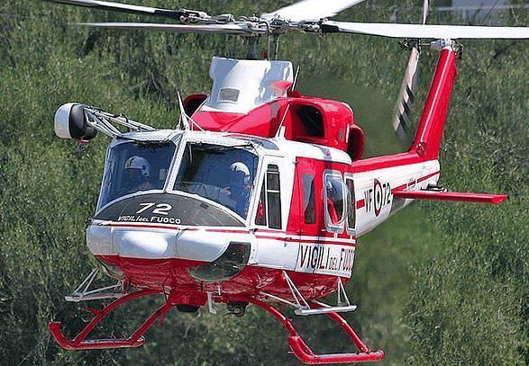 Farindola, due persone si perdono in montagna: recuperate con l'elicottero