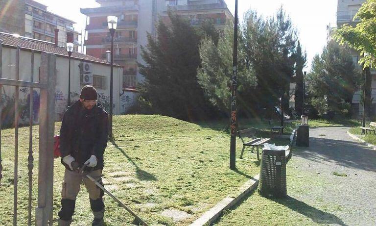 Montesilvano, aree verdi: sanzioni ai privati che non sfalciano