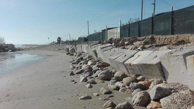 Roseto, l'Europa stanzia i fondi anti-erosione NOSTRO SERVIZIO