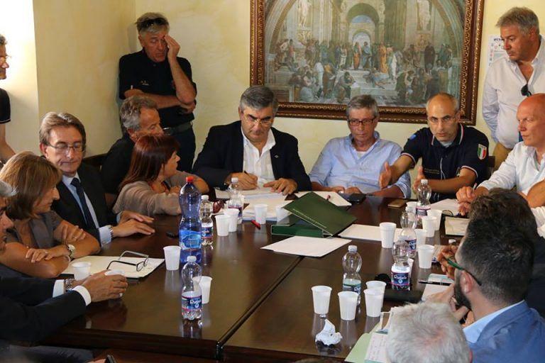 Montorio, situazione sempre più critica: 68 finora le persone sfollate