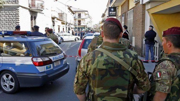 Pescara, degrado: chiesto l'invio dell'Esercito