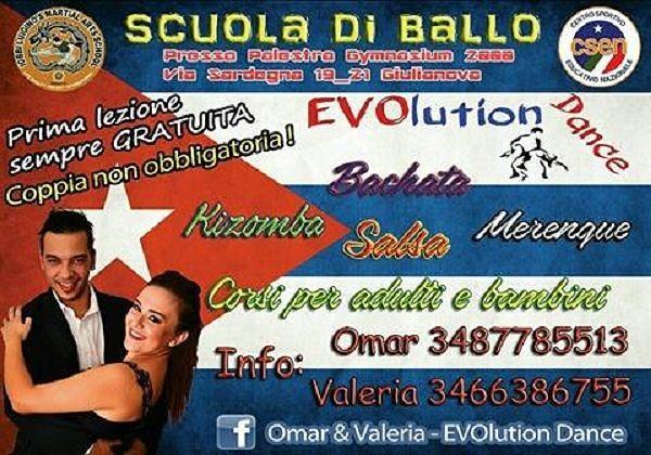 Mega festa di riapertura da Evolution Dance, è partita la nuova stagione  Giulianova