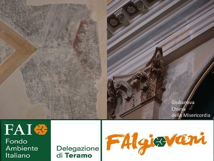 Giulianova, Santa Maria della Misericordia tra 'I Luoghi del Cuore'
