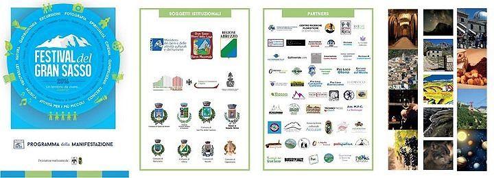 L'Aquila, presentato il Festival del Gran Sasso: visite guidate, artigianato e tanto altro
