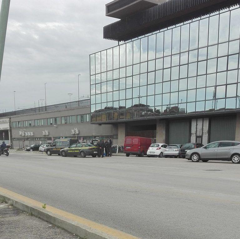 Pescara, una strada sotterranea per arrivare alla stazione