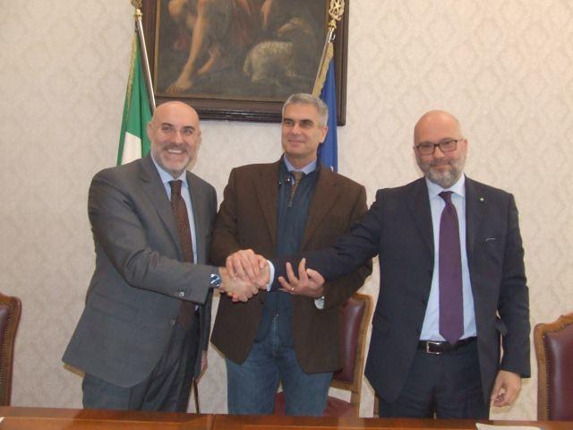 Chieti, accordo per per rifunzionalizzazione dell'ex Caserma Berardi