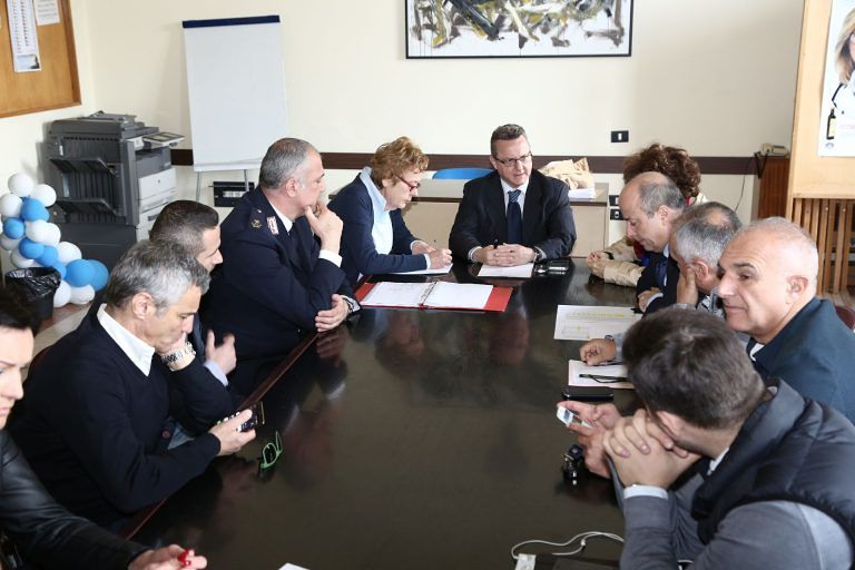 Pescara, sicurezza sugli autobus: riunione Tua e Polizia municipale