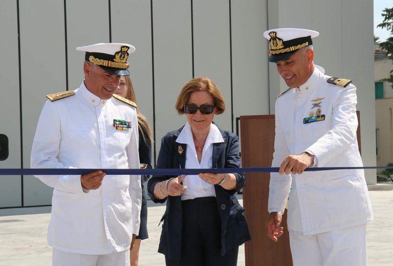 Pescara, aeroporto militare: inaugurate le nuove strutture