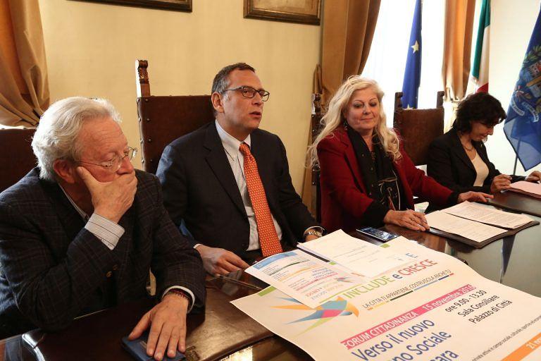 Pescara, Piano sociale: al via il forum con i cittadini