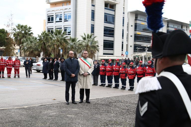 Pescara commemora le vittime di Nassiriya