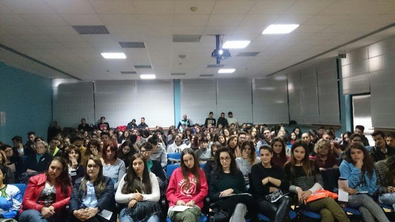 Pescara, presentata #cosedauomini, la web serie contro la violenza di genere