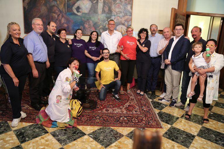 Pescara, giornata Unitalsi con il villaggio della solidarietà