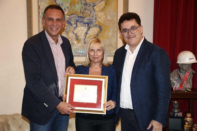 Pescara, Menzione speciale del 'Premio Camaiore' a Nicoletta Di Gregorio