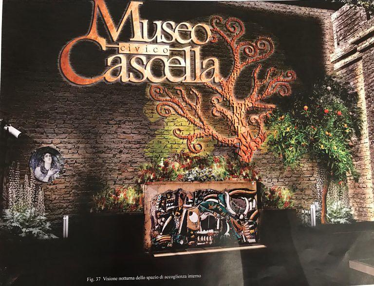 Pescara, il museo Cascella di accende con le Belle Arti de L'Aquila