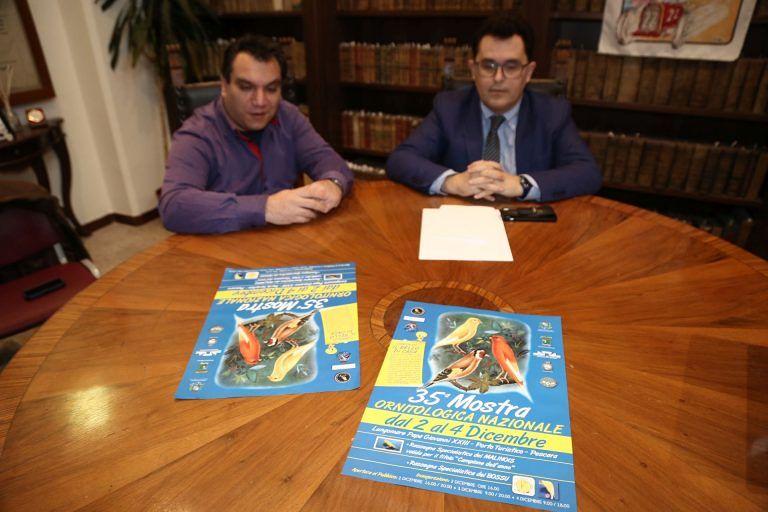 Pescara, torna la Mostra ornitologica con oltre 2mila esemplari di volatili