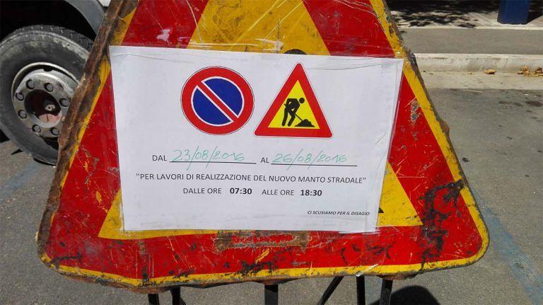 Pescara, dubbi sui lavori a via del Concilio: la denuncia di Foschi e Fiorilli