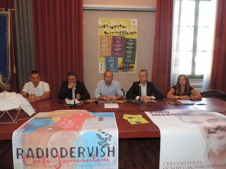 Spoltore ensemble: i Radiodervish in concerto