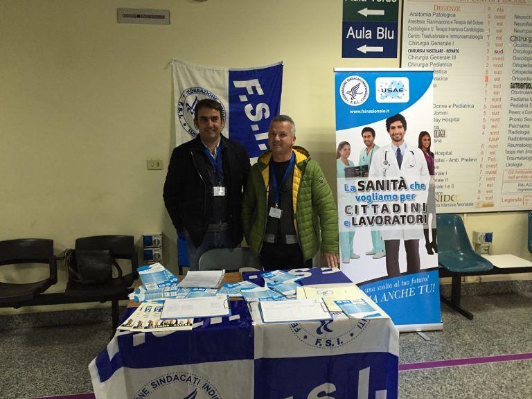 Pescara, petizione sanità al via da oggi fino a dicembre: arriva l'ok della Asl