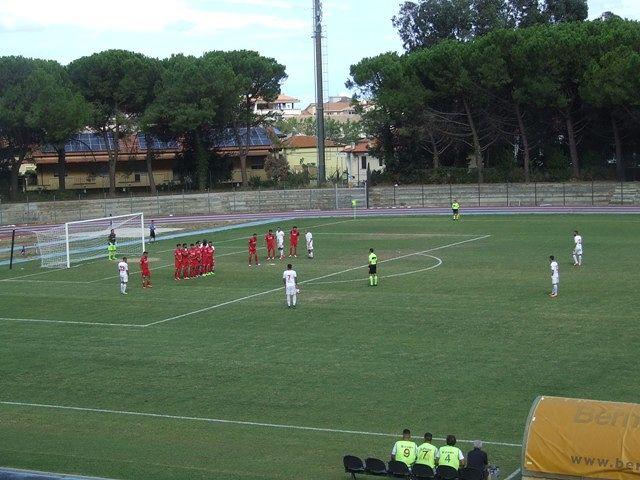 Francavilla – Fabriano Cerreto 2-3, giallorossi sorpresi nel finale
