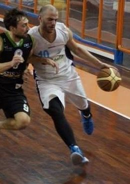 Basket, Mirko De Luca è il primo acquisto dell'Olimpia Mosciano