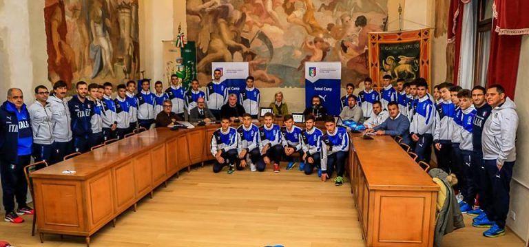 Montesilvano Calcio a 5:  Patricelli al Camp della Nazionale