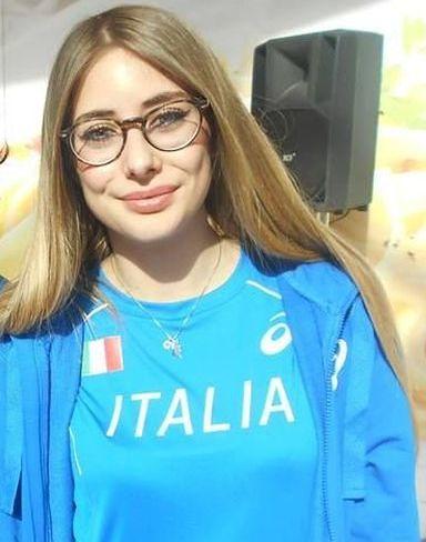 Atletica, la teramana Gaia Sabbatini pronta per l'esordio europeo