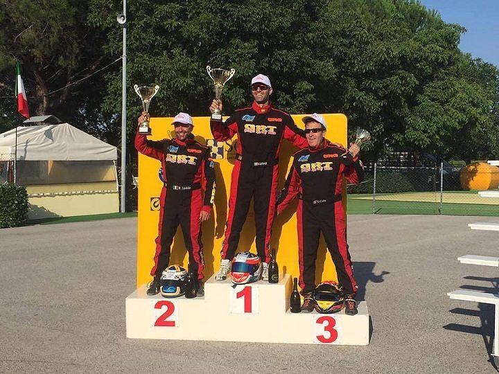 Prima prova Trofeo di Ferragosto, il Team Galiffa la fa da padrone