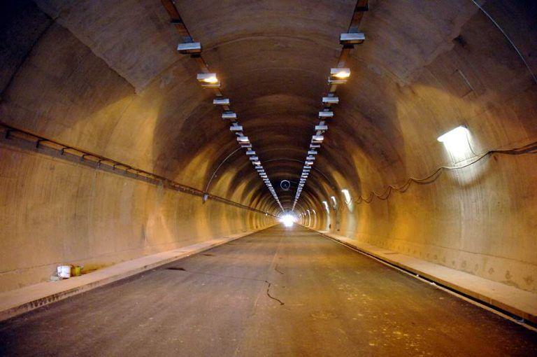 Anas, 100 milioni per le manutenzioni delle gallerie; interventi anche in Abruzzo