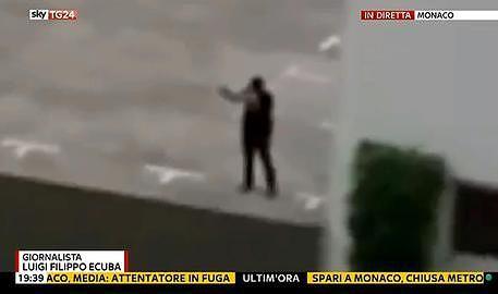 Monaco,sparatoria in un centro commerciale, metro chiusa e killer in fuga